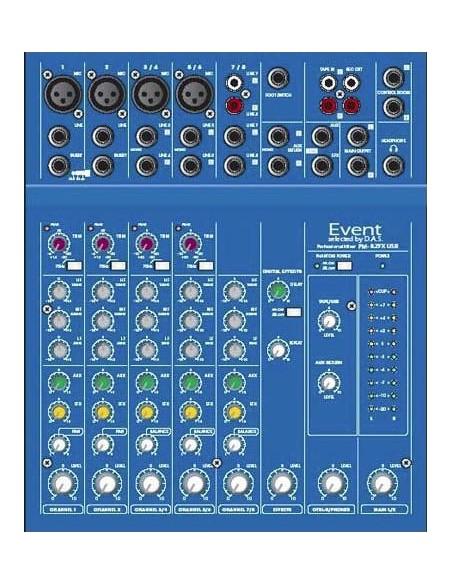 D.A.S. Audio Event-8.2FX