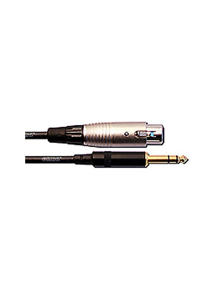 Балансный кабель Cordial CFM 0,6 FV