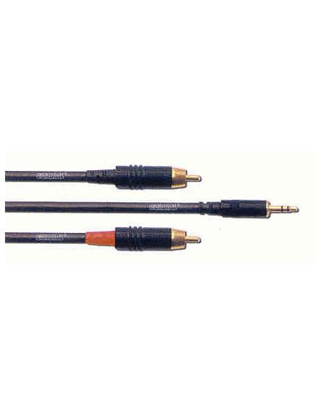 Соединительный кабель Cordial CFY 6 WCC