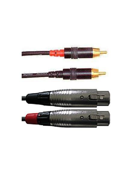 Небалансный кабель Cordial CFU 3 FC