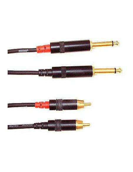 Небалансный кабель Cordial CFU 3 PC