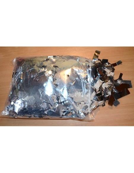 Конфетти из фольги, нарезное-4, 1 кг, 2 x 5.5 см