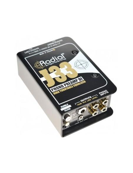 Директ-бокс Direct-Box Radial J33