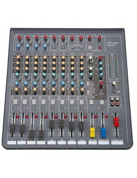 Микшерный пульт Studiomaster C6-12