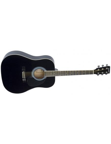 Акустическая гитара SAVANNAH SG-610 (BK)