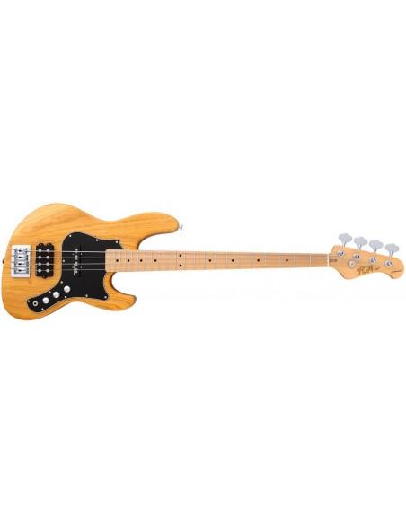 Бас-гитара FUJIGEN JMJ-ASH-M MIGHTY JAZZ J-STANDARD SERIES (VNT)