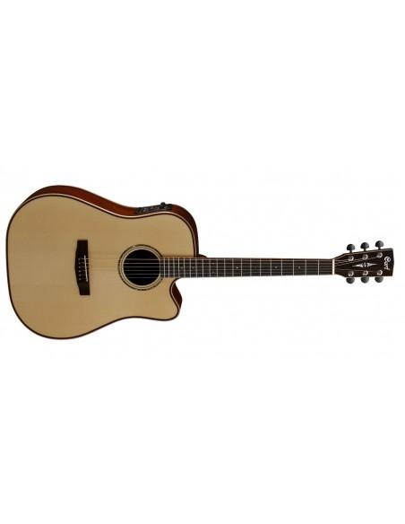 Электро-акустические гитара CORT AS-M4 (NAT)