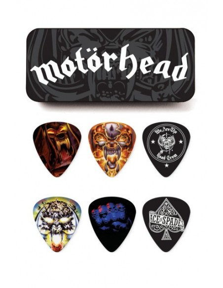 Медиатор DUNLOP MHPT03 Motörhead Album Art 0.73mm