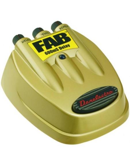 Гитарный эффект DANELECTRO FAB DELAY 600MS