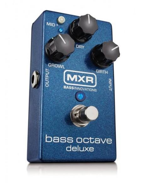 Гитарный эффект DUNLOP M288 MXR BASS OCTAVE DELUXE