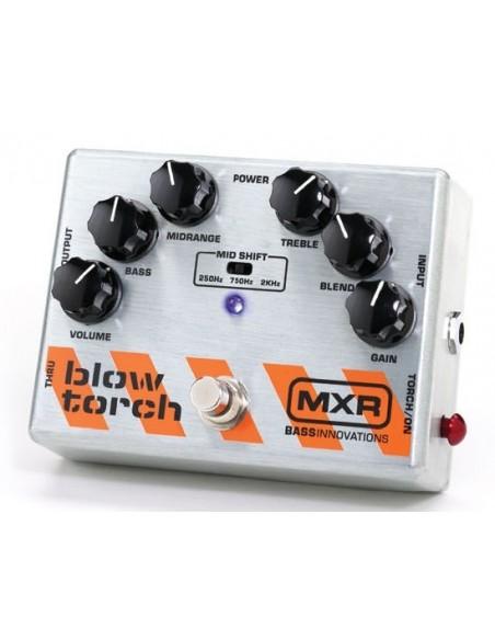 Гитарный эффект DUNLOP M181 MXR BASS BLOW TORCH