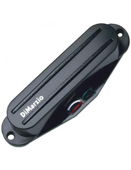 Звукосниматель DIMARZIO DP181BK FAST TRACK 1 (BLACK)