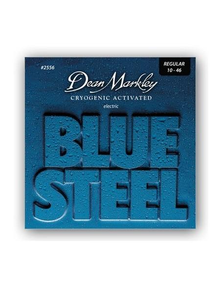 Струны для гитар DEAN MARKLEY 2556 BLUESTEEL ELECTRIC REG (10-46)
