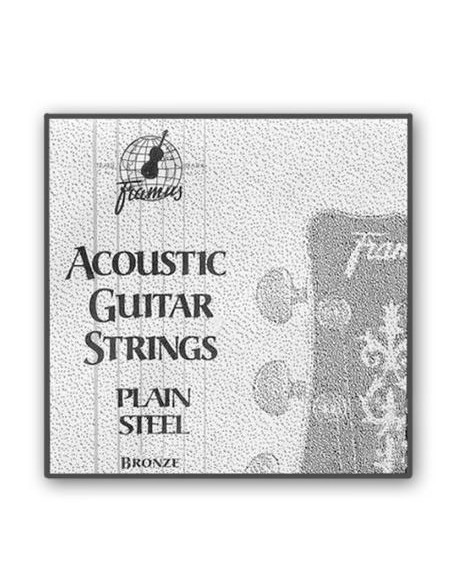 Струны для гитар FRAMUS 48015 BRONZE 015