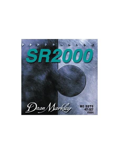 Струны для гитар DEAN MARKLEY 2694 SR2000 MC5 (47-127)