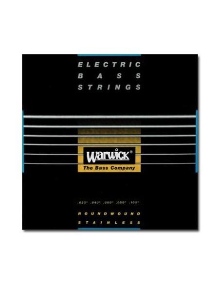 Струны для гитар WARWICK 40310 BLACK LABEL ML5С (20-100)