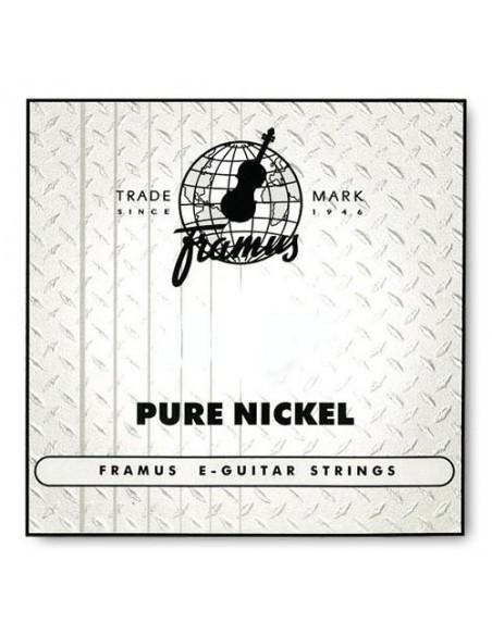 Струны для гитар FRAMUS 45011 NICKELPLATED STEEL 011