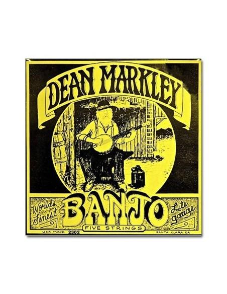 Струны для гитар DEAN MARKLEY 2302 BANJO LT 5 STRING