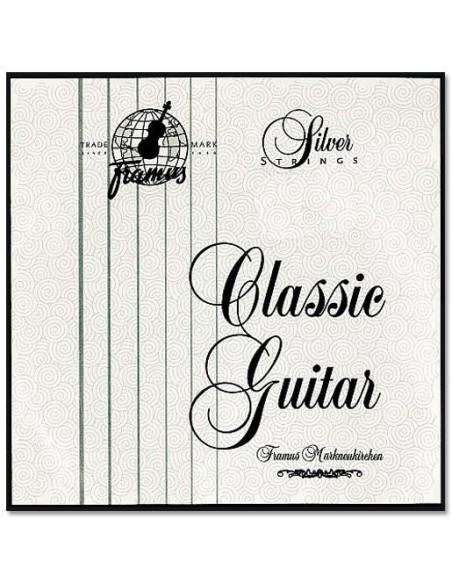 Струны для гитар FRAMUS 49340N CLASSIC GUITAR HIGH TENSION - 3RD