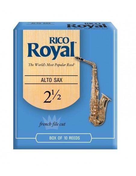 Трости для духовых RICO Rico Royal - Alto Sax 2.5