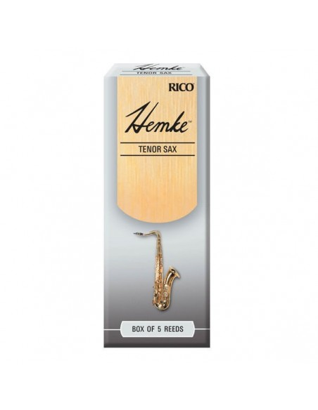 Трости для духовых RICO Hemke - Tenor Sax 3.0 - 5 Box