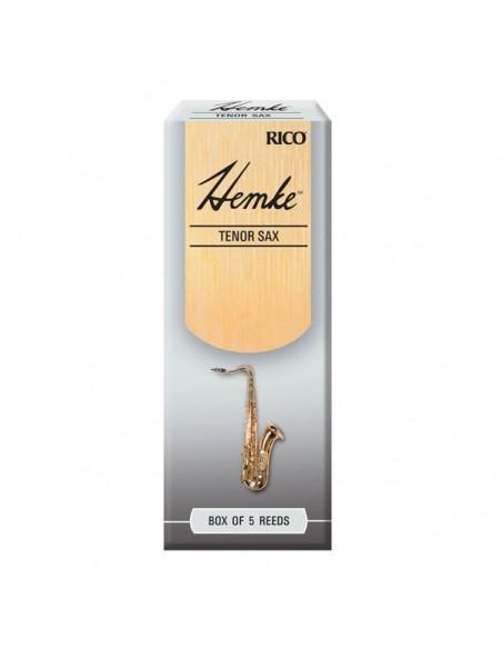 Трости для духовых RICO Hemke - Tenor Sax 3.5 - 5 Box