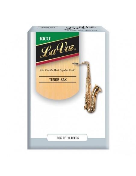 Трости для духовых RICO La Voz - Tenor Sax Medium Hard