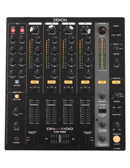 Denon DJ DN-X1100 DJ микшер