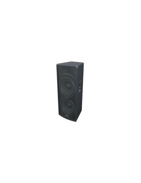 """Пассивная акустическая система City Sound CS-215S 2x15""""+1"""", 1000/2000 Вт, 4 Ом"""