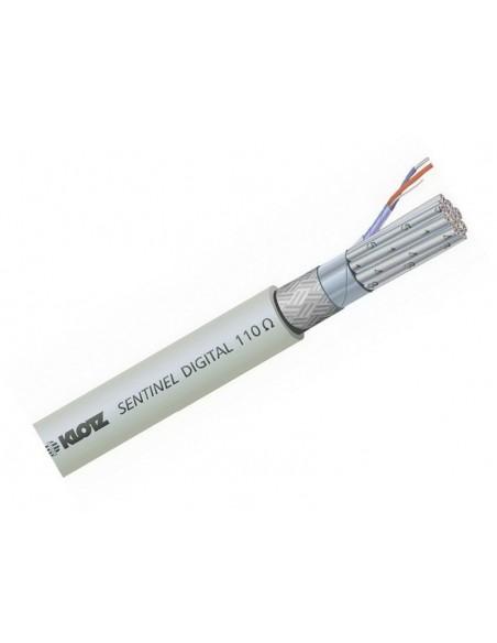 Klotz SHMU0106 Цифровой 1-парный кабель