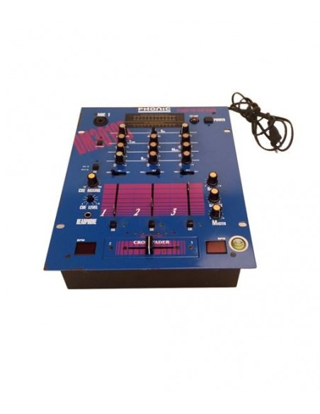 Phonic DM 3010 B DJ микшер
