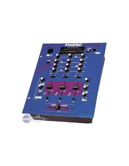 Phonic DM 3010 DJ микшер