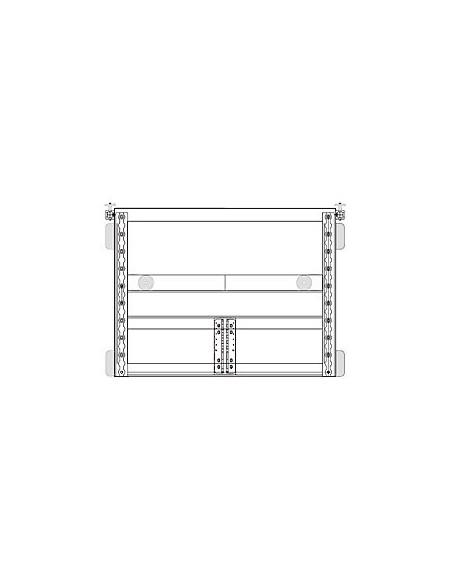 QSC WL Small Grid Стальная монтажная рама