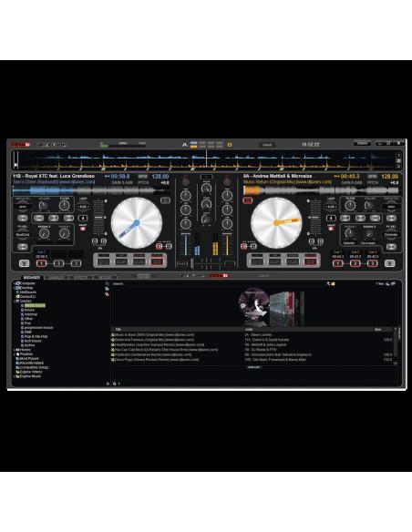 Reloop Reloop Beatmix MIDI контроллер