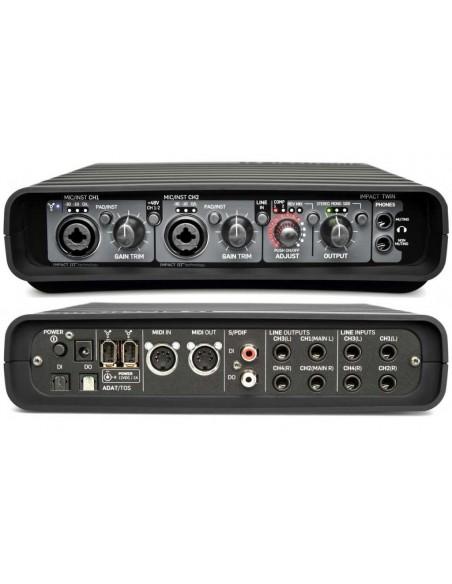 TC Electronic Impact Twin Аудиоинтерфейс