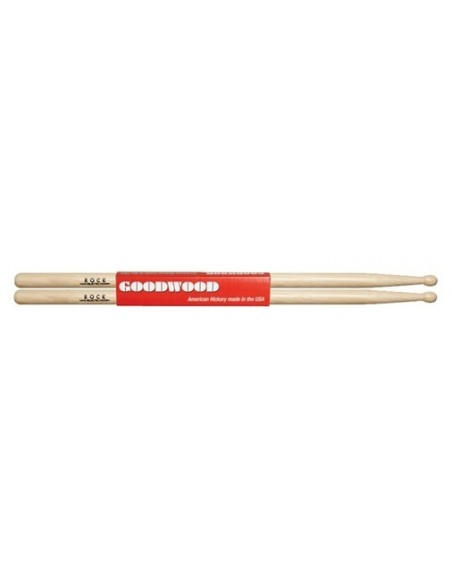 Барабанные палочки и щетки VATER GWRW GOODWOOD by VATER ROCK