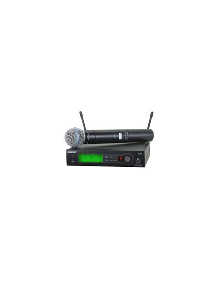 Радио микрофонная система BIG SLX4-SHURE ручной