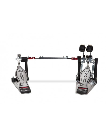 Педаль для бас-барабана DW DWCP9002 DOUBLE 9002 PEDAL