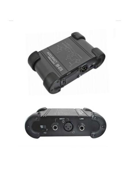 Устройство прямого включения Direct-Box DB-07A двухканальный