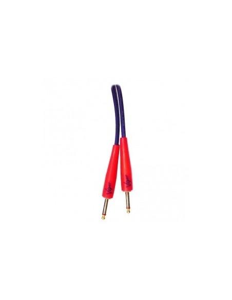Инструментальный кабель Bespeco VIPER300 Violet