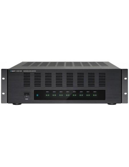 Apart REVAMP1680 Высококачественный 16-канальный усилитель мощности. 16х80 Вт/4 Ом. Рэковое исполнение, 3U.