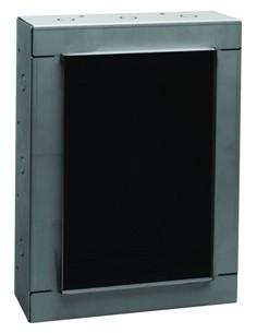 Apart CMR4BBI Металлический короб для установки громкоговорителей CMR15T в стену