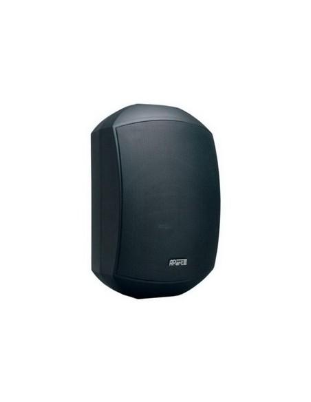 Apart MASK6T-BL Двухполосный, настенный громкоговоритель. 60 Вт/100В или 150 Вт/16 Ом. Цвет: черный