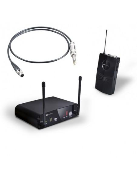 Инструментальная радиосистема Prodipe UHF GB21 Guitar / Bass Lanen