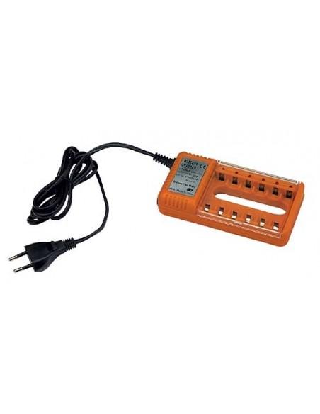 Konig & Meyer 12282-000-00 Зарядное устройство для аккумуляторных батарей (максимум 6 шт-)