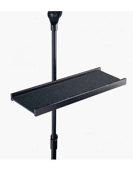 Konig & Meyer 12212-000-01 Лоток для инструментов и нот, черный
