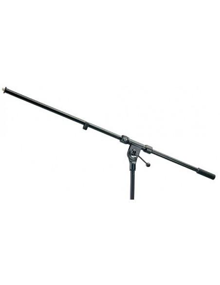 Konig & Meyer 21100-300-55 Классическая поворотная стрела, никелированная