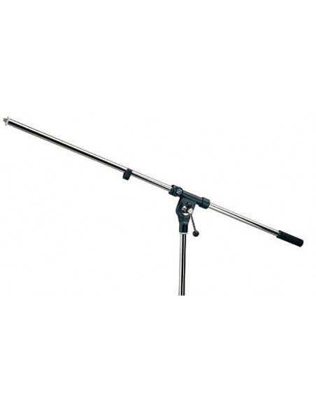 Konig & Meyer 21100-300-01 Классическая поворотная стрела, никелированная