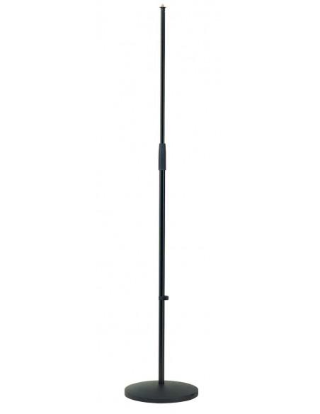 Konig & Meyer 26010-300-55 Стойка для микрофона, черная