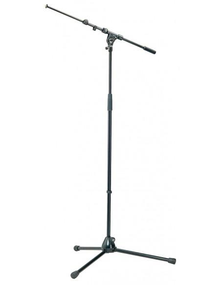 Konig & Meyer 21090-300-55 Компактная версия микрофонной стойки 21020, черная